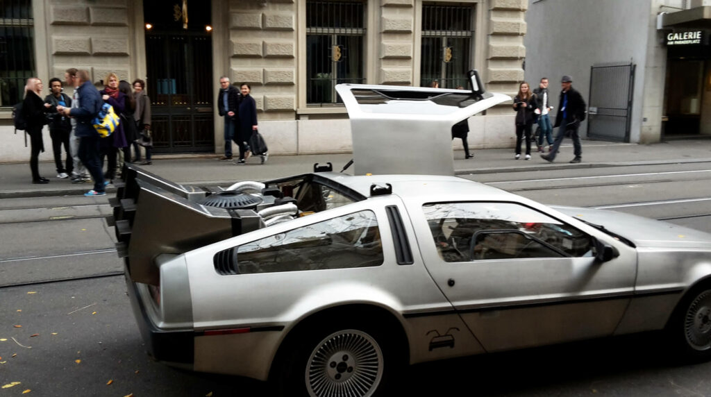 Pure80s – Raphael Monsch - Art Director - Konzepter - PR Stunt