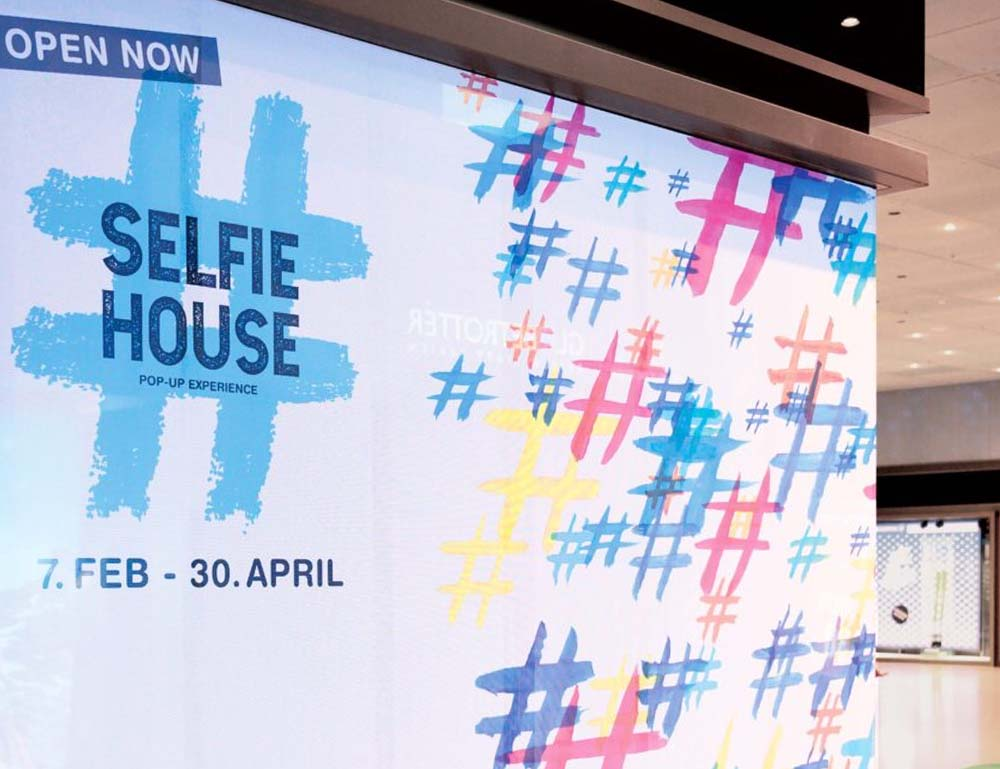 SelfieHouse - Logo