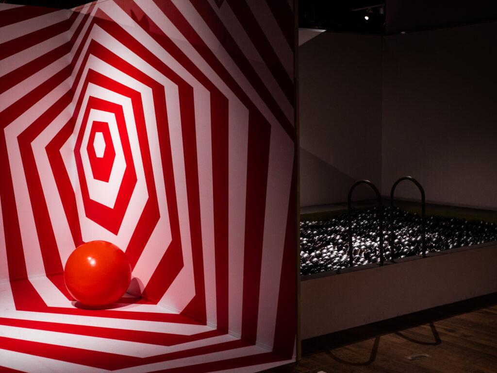 Selfie House Innenansicht – Raphael Monsch - Art Director - Konzepter - Pop-Up - ifolor